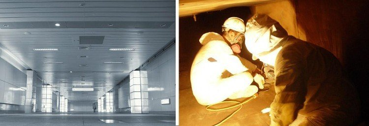 Commercial and industrial HVAC duct cleaning in NJ